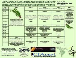 Cronograma curso vertebrados en español-01